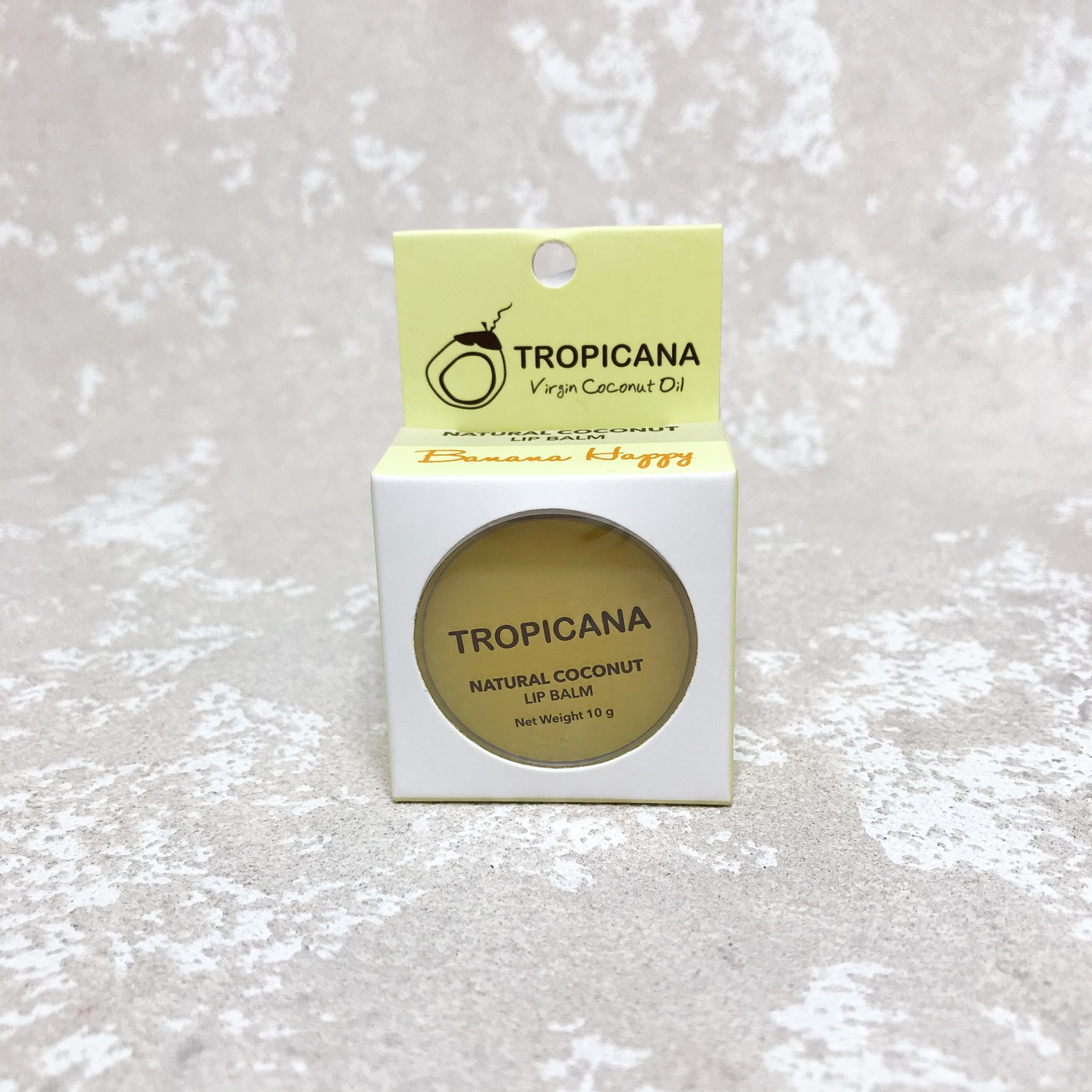 Tropicana Natural coconut oil Banana