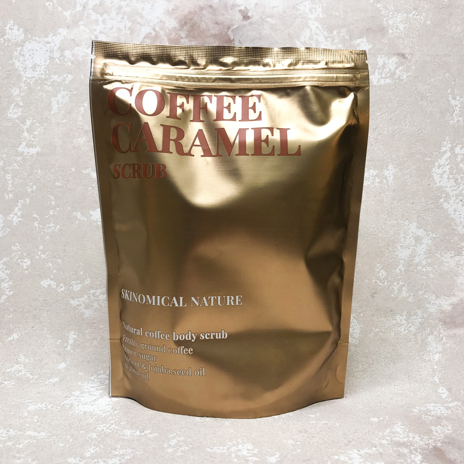 Skinomical Nature Coffee Caramel Scrub
