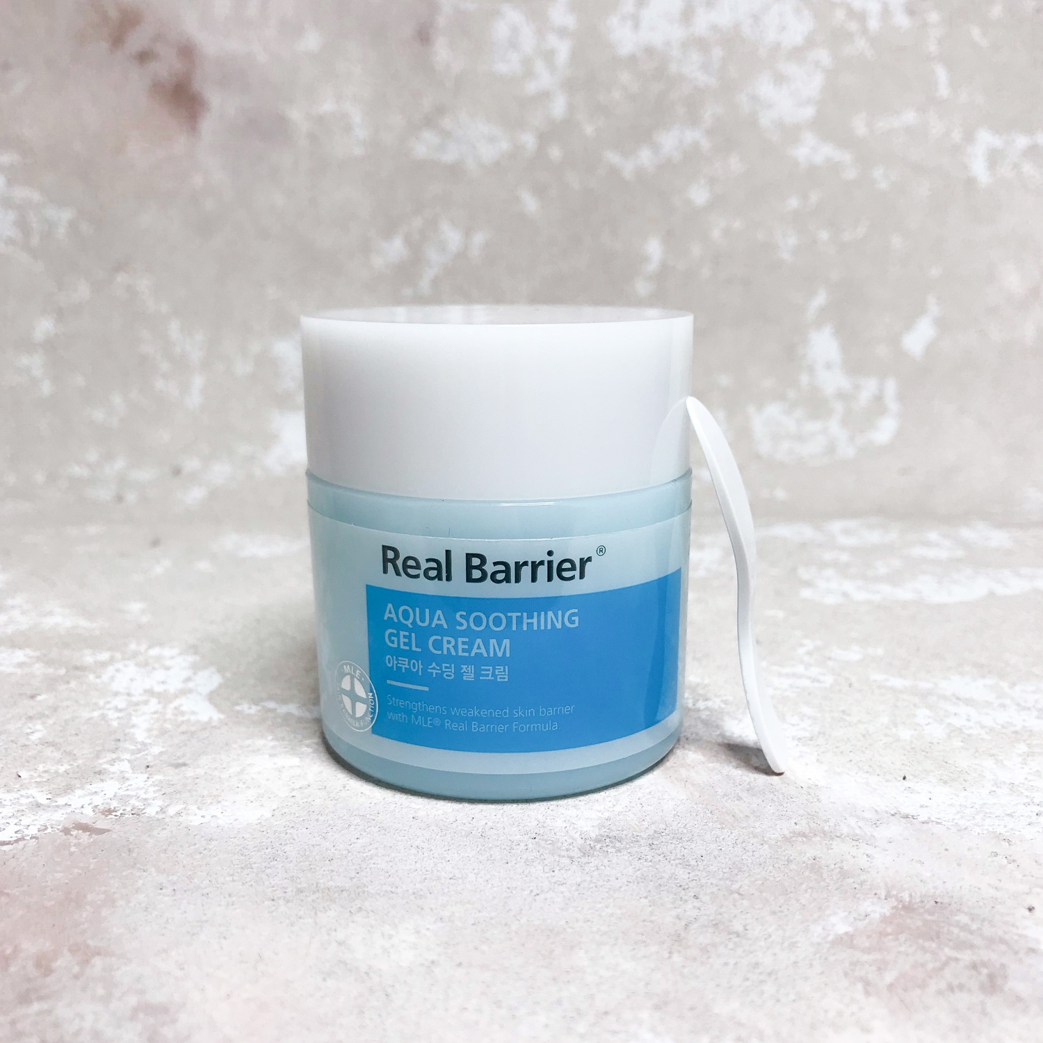 Real Barrier Aqua Soothing Gel Cream 50 мл