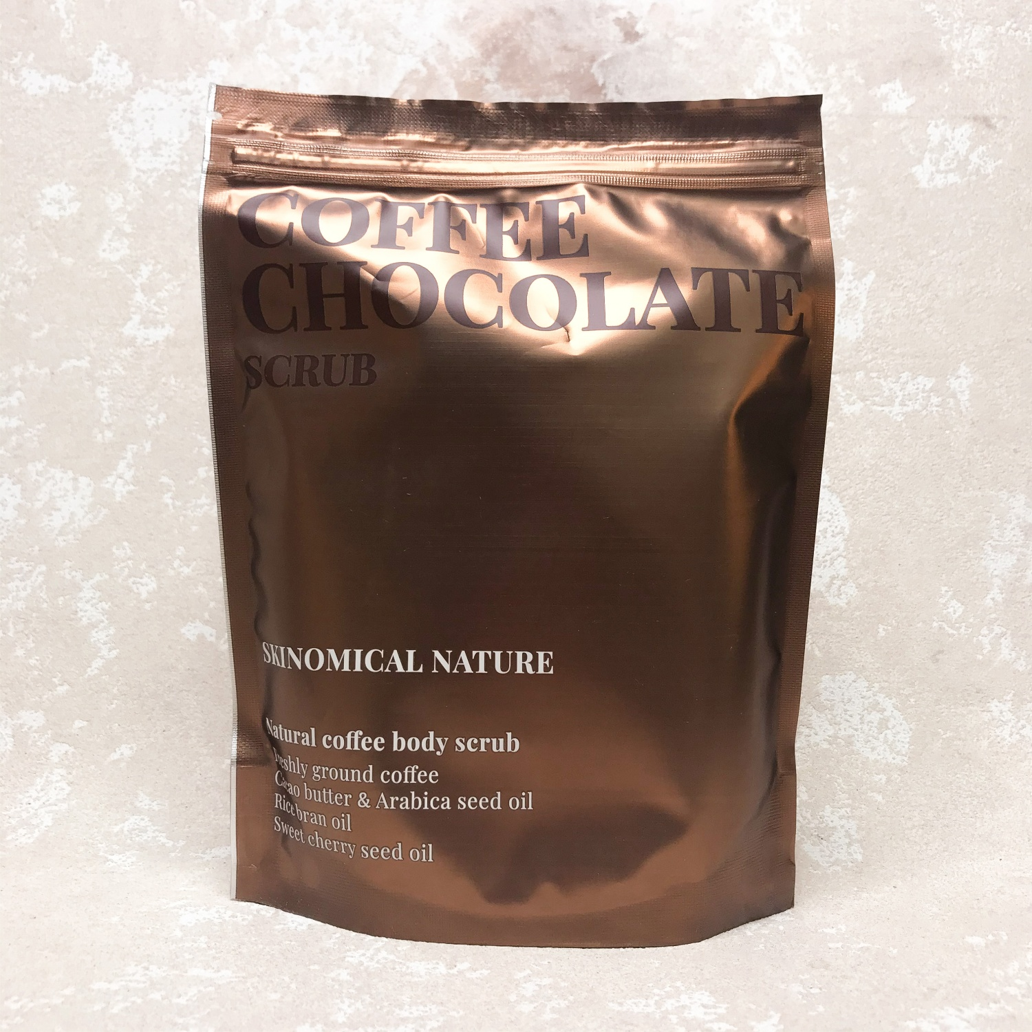 Skinomical Nature Coffee Chocolate Scrub