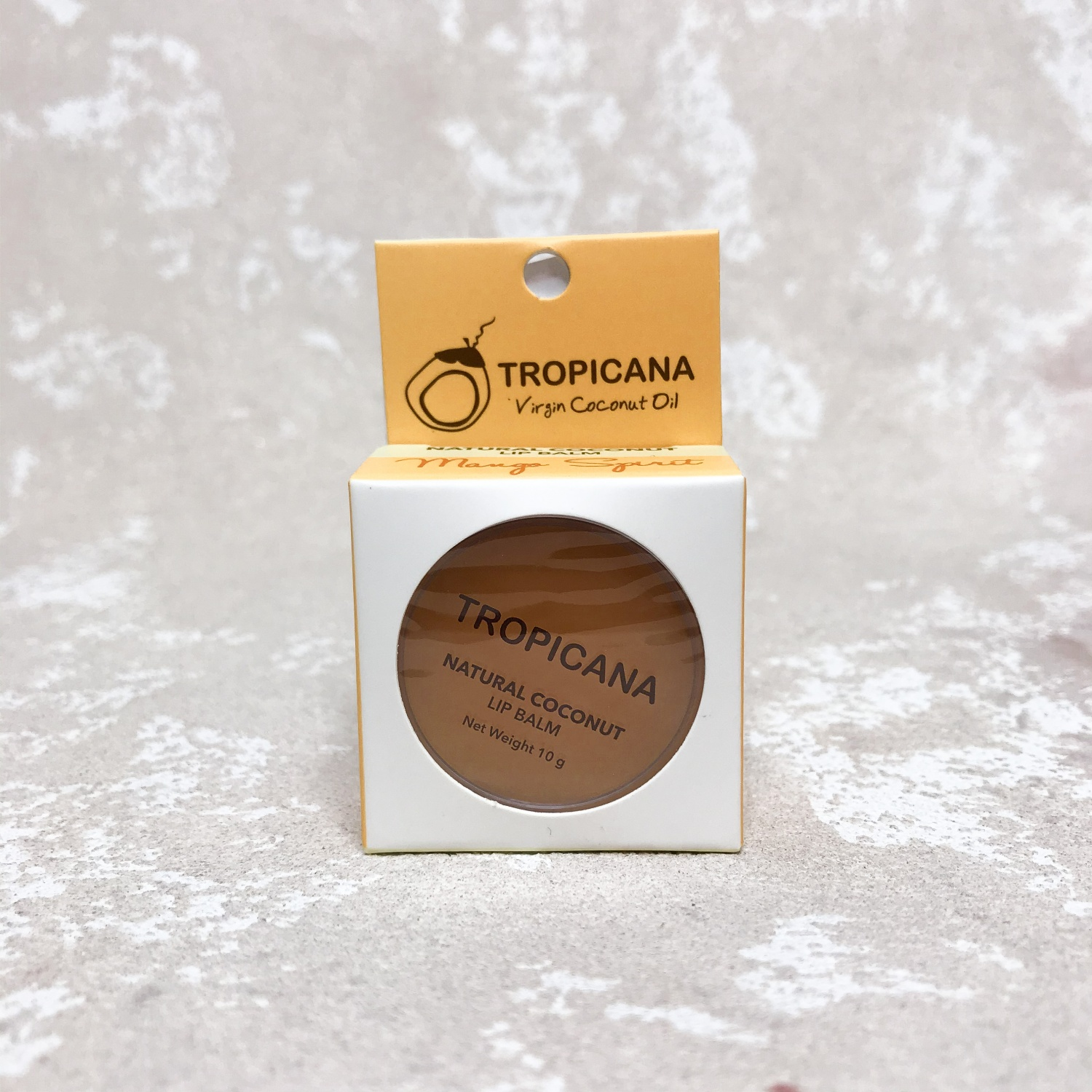 "Tropicana Natural coconut oil ""mango"""