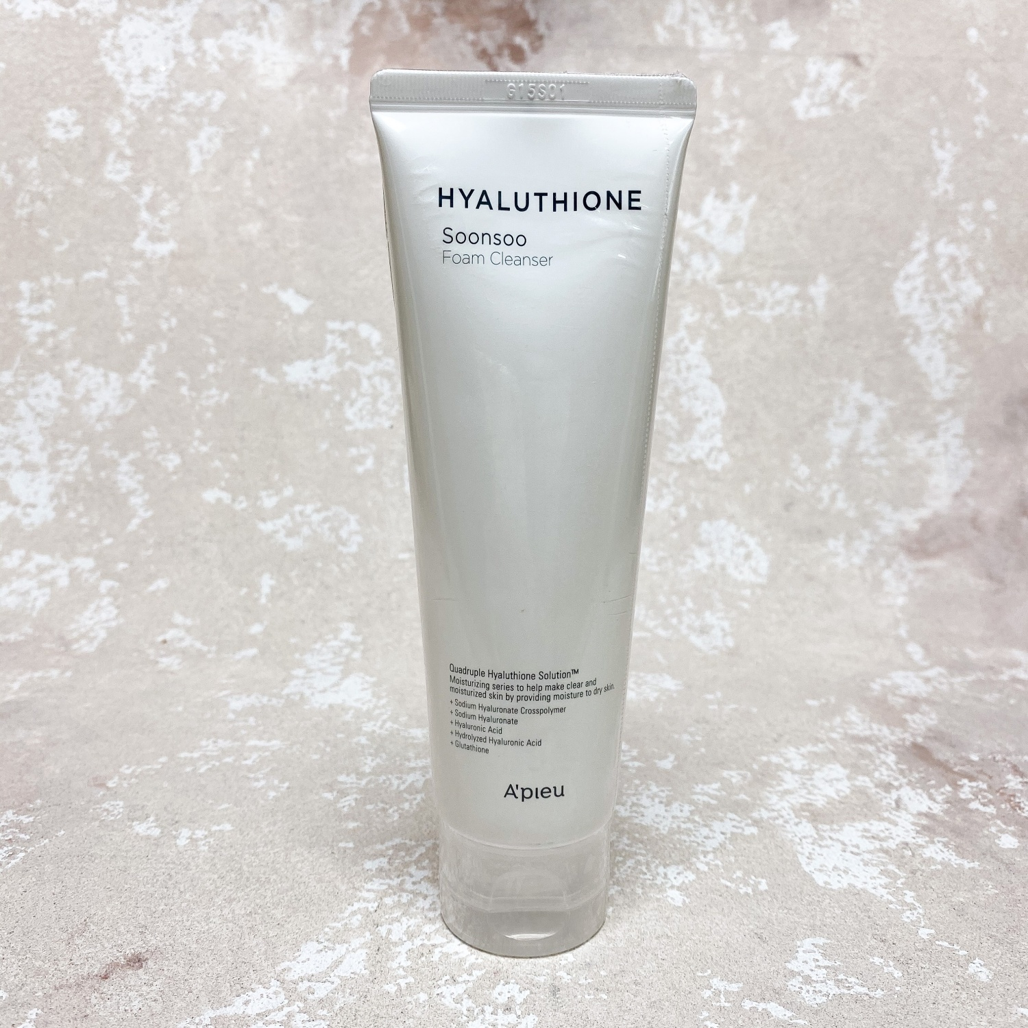 A'Pieu Hyaluthione Soonsoo Foam Cleanser