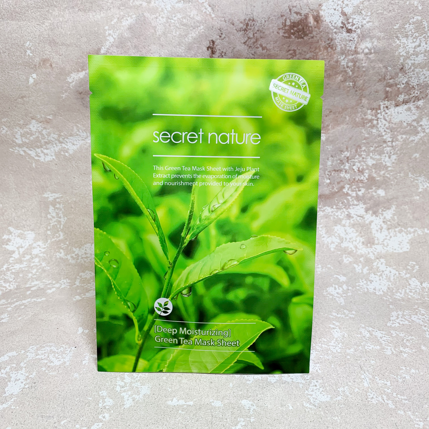 Secret Nature Mask Sheet Green tea