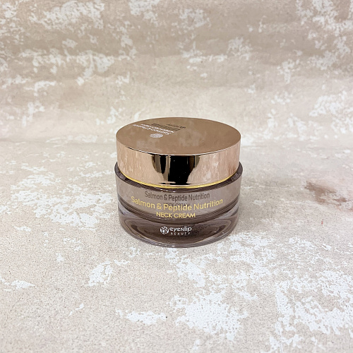 Eyenlip Salmon & Peptide Nutrition Neck Cream